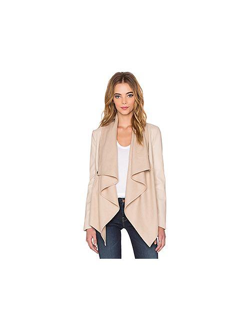 BARDOT | Женская Беж Куртка С Покрытием Из Полиуретана