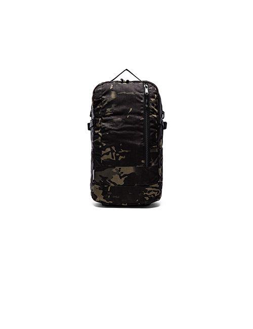 DSPTCH | Чёрный Рюкзак Daypack