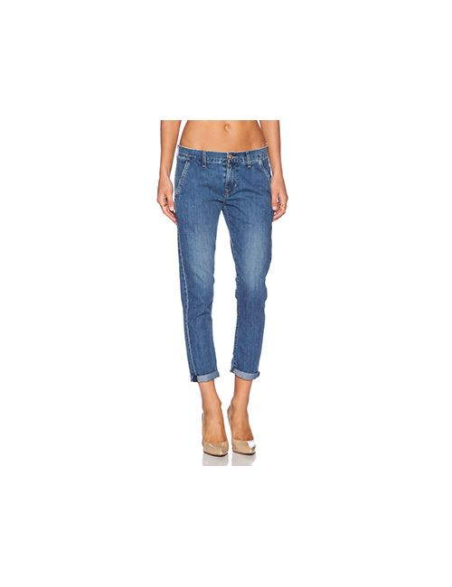 Hudson Jeans | Женские Укороченные Джинсы Jamie Slim Chino