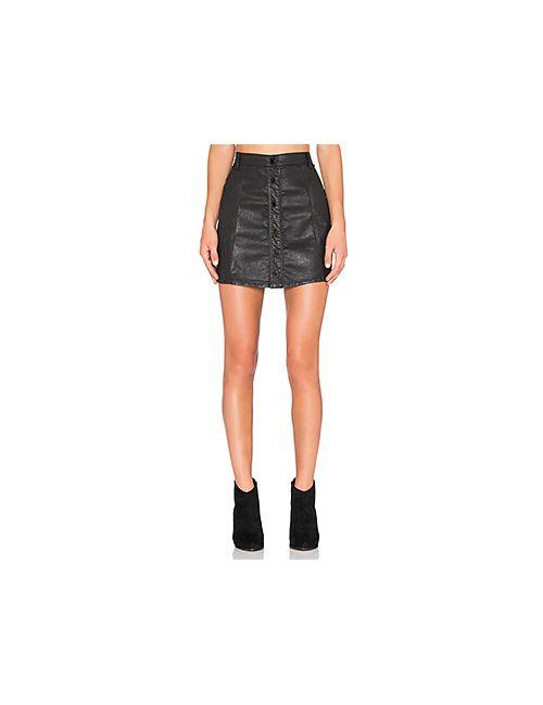 BLANKNYC | Женская None Юбка Мини Mini Skirt