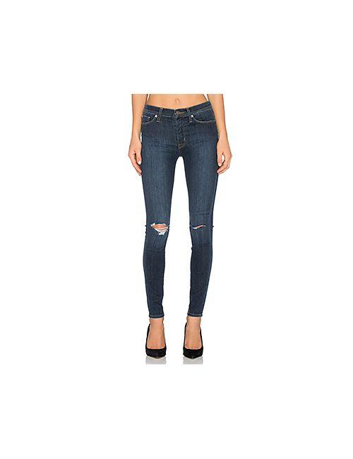 Hudson Jeans | Женские Узкие Джинсы Barbara High Waist Super Skinny