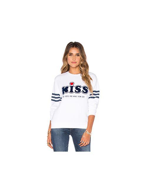 Zoe Karssen | Белые Свитшот Kiss