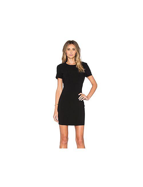 LIKELY | Женское Чёрное Платье Manhattan