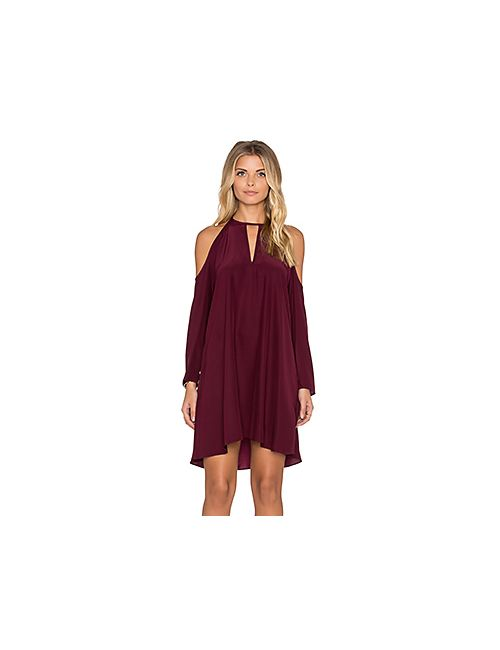 Amanda Uprichard | Женское Платье С Длинным Рукавом Jasmine