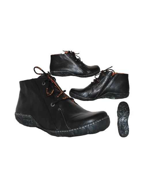 EJECT | Мужские Чёрные Ботинки