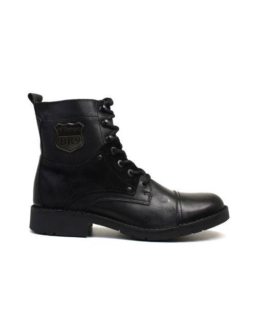 El Tempo   Мужские Чёрные Ботинки Мужские
