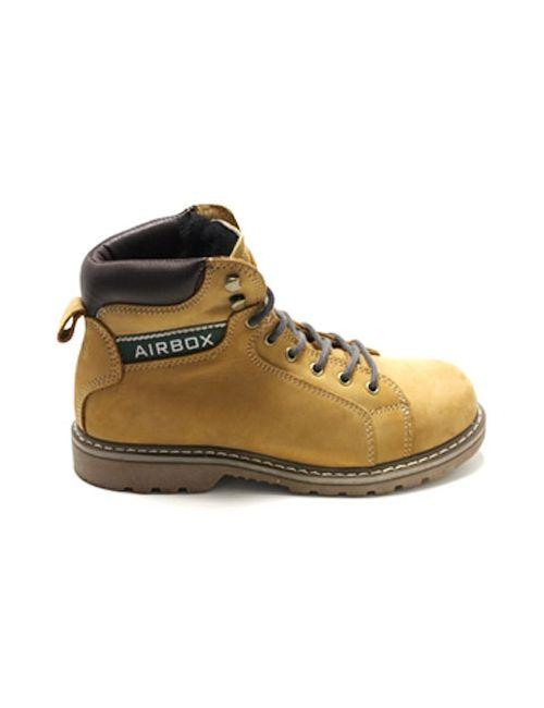 Airbox | Мужские Жёлтые Ботинки Мужские