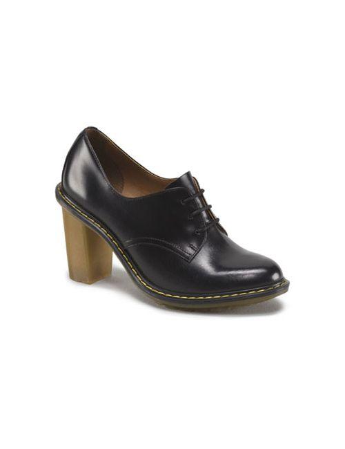 Dr. Martens | Женские Чёрные Туфли