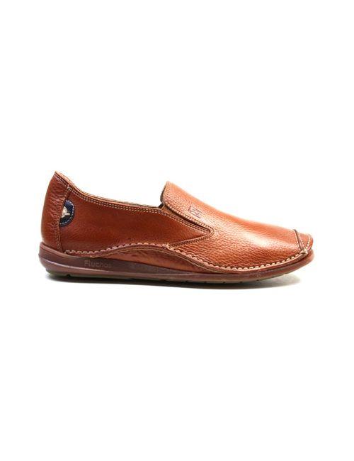Fluchos | Мужские Рыжие Туфли Мужские