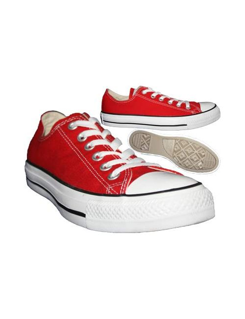 Converse | Женские Красные Кеды