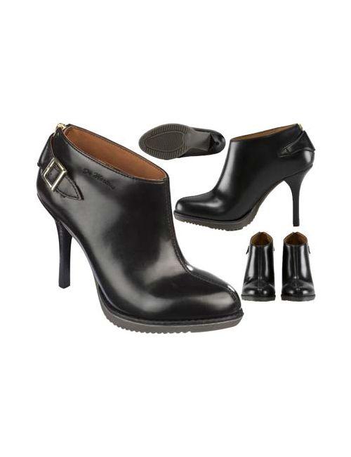 Dr. Martens | Женские Чёрные Туфли Женские