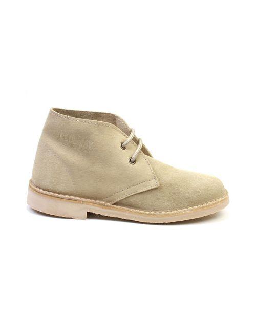 Coolway | Женские Бежевые Ботинки