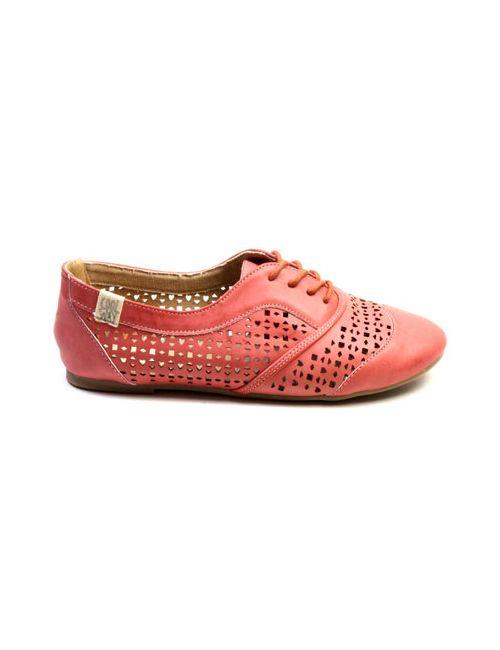 Coolway | Женские Красные Туфли Женские