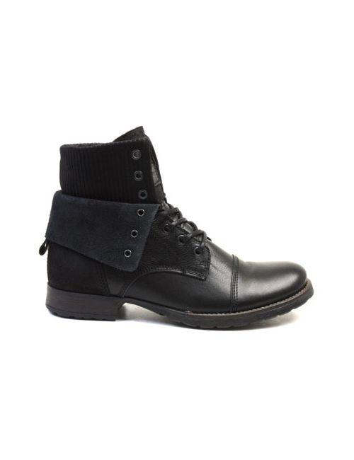 El Tempo | Мужские Чёрные Ботинки Мужские