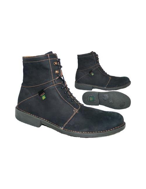 Elnaturalista | Мужские Чёрные Ботинки