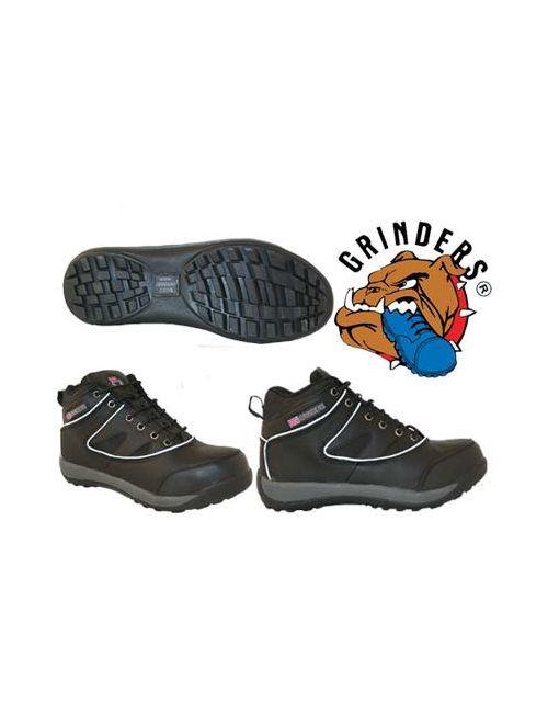 Grinders | Мужские Чёрные Ботинки