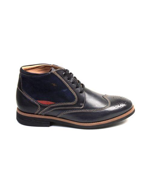 Fluchos   Мужские Синие Ботинки Мужские