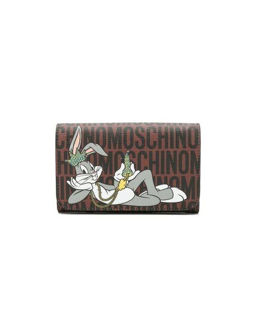Moschino | Женский Многоцветный Клатч Bugs