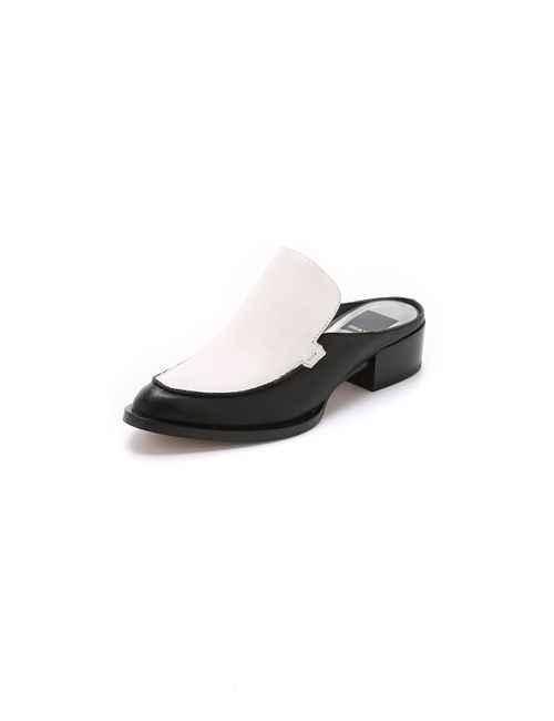 Dolce Vita | Женские Чёрные Туфли Без Задника Hackett