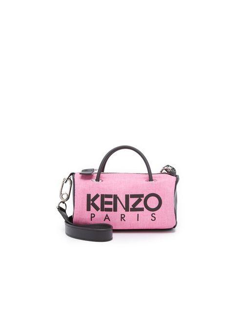 Kenzo | Женская Небольшая Объемная Сумка Speedy