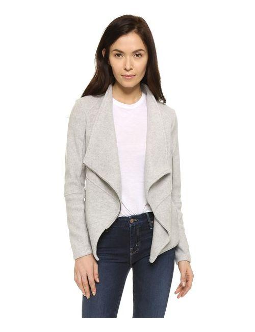 Bb Dakota | Женская Светло-Меланжевая Куртка Booker В Байкерском Стиле