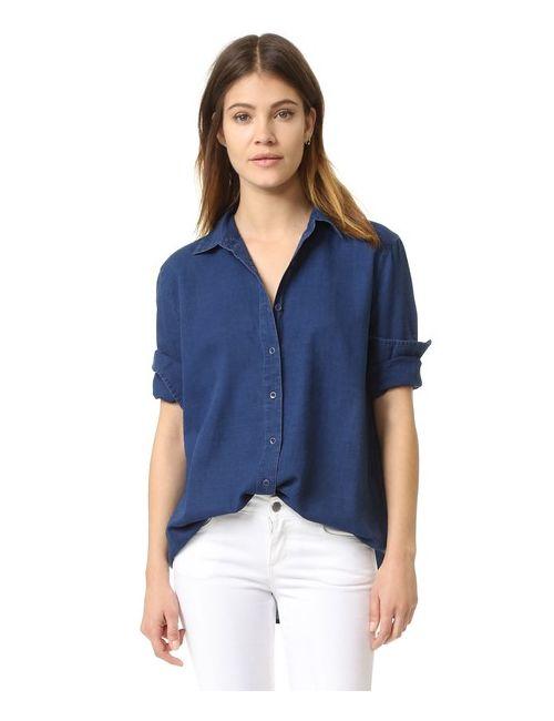 J Brand | Женская Enrichment Рубашка Pacific