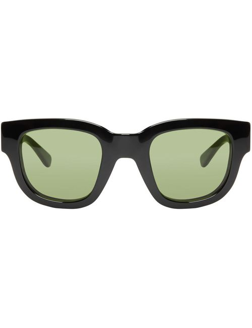 Acne | Чёрный Black Frame Sunglasses