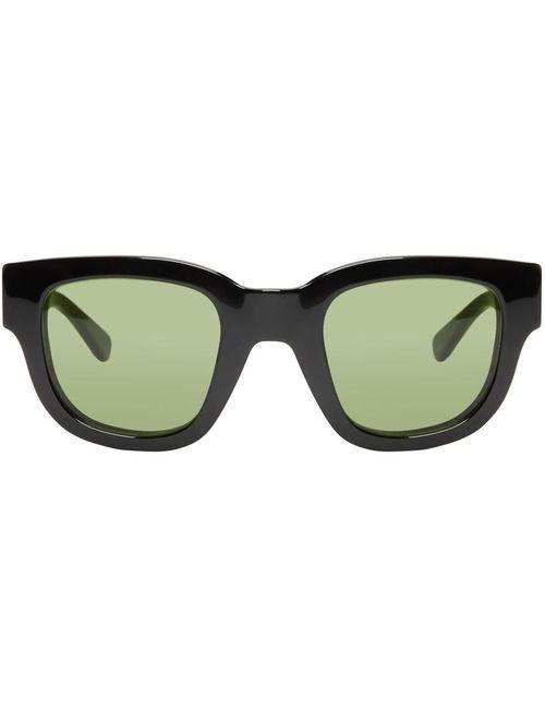 Acne | Чёрный Black Frame Sunglasses