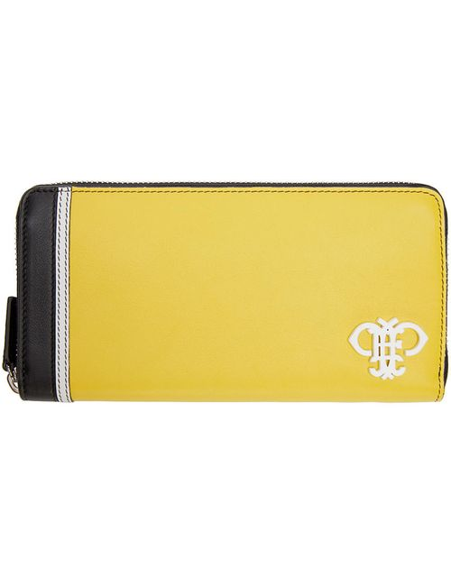 Emilio Pucci | Желтый Yellow Colorblocked Continental Wallet
