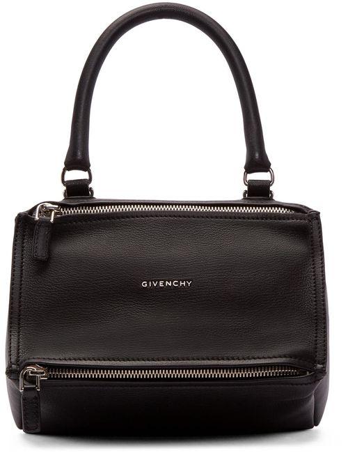 Givenchy | Чёрный Black Small Pandora Bag