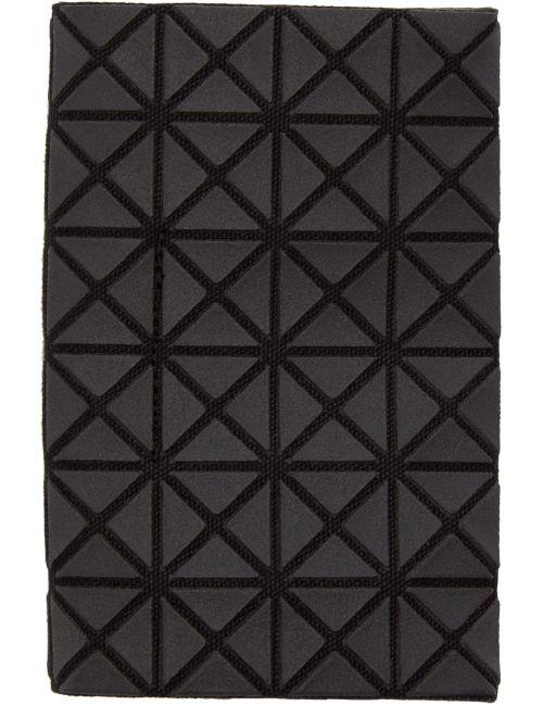BAO BAO ISSEY MIYAKE | Чёрный Black Geometric Card Holder