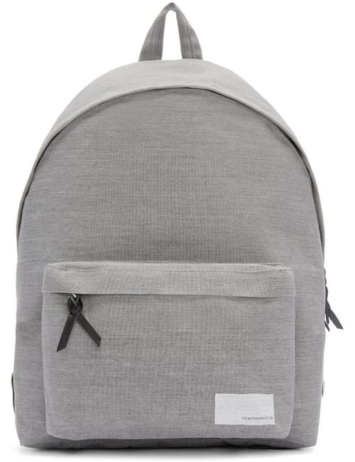 Nanamica | Серый Grey Daypack Backpack