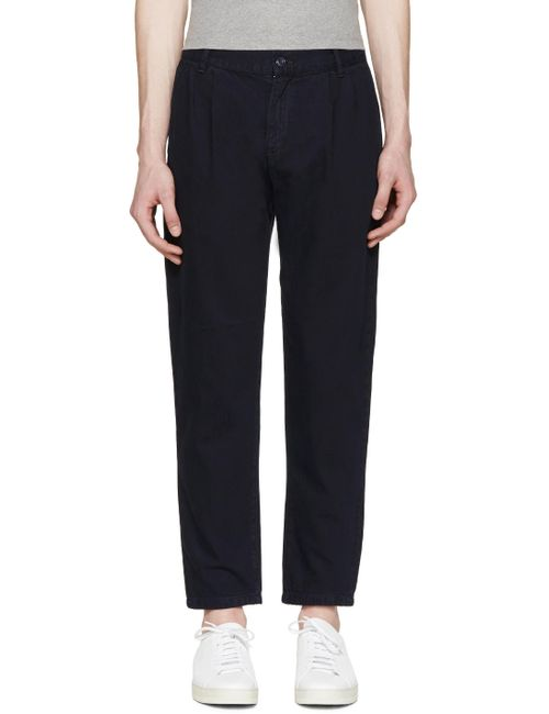 Etudes Studio | Navy Denim Archive Trousers