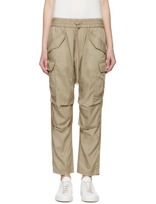 NLST | Хаки Cargo Pants