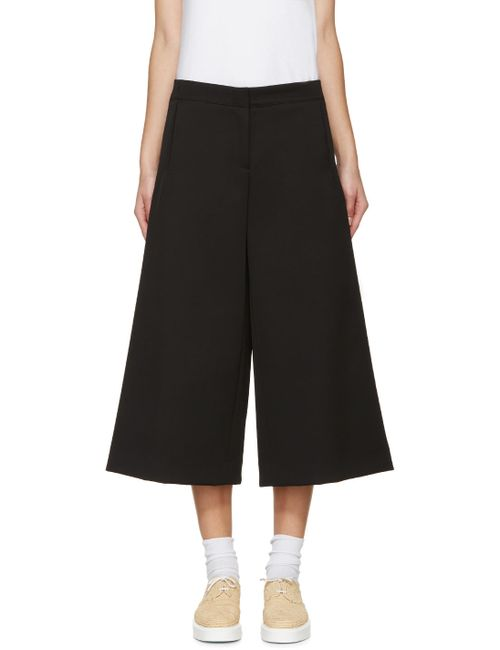 Opening Ceremony | Чёрный Black Clare Suiting Culottes
