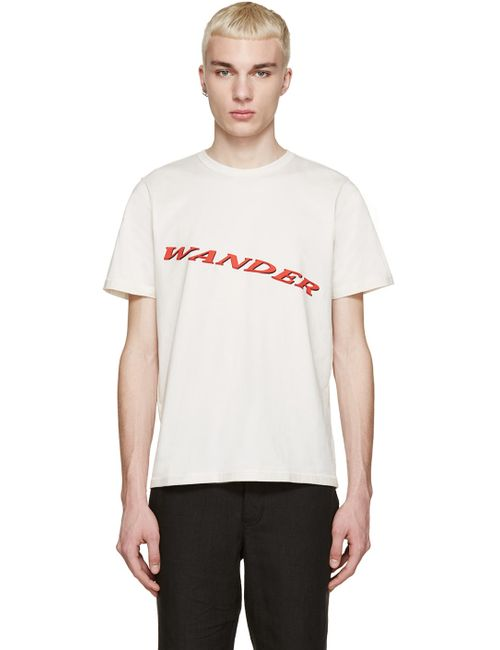 Yang Li | Белый Off-White Wander T-Shirt