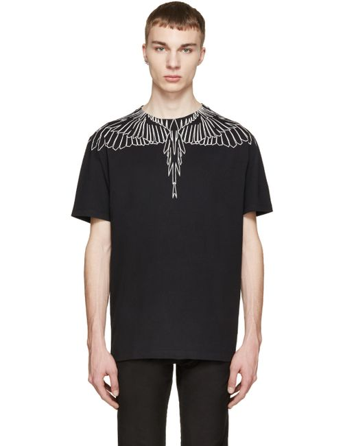 MARCELO BURLON COUNTY OF MILAN | Черный Black Maipu T-Shirt