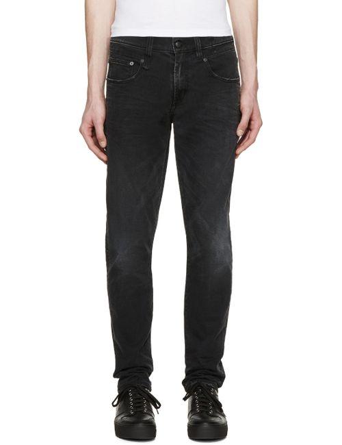 R13 | Чёрный Black Boy Jeans