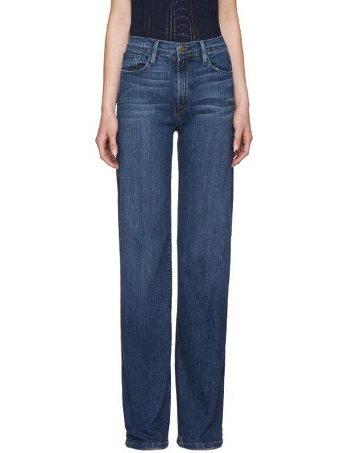 Frame Denim | Женское Rockaway Blue Le Capri Jeans