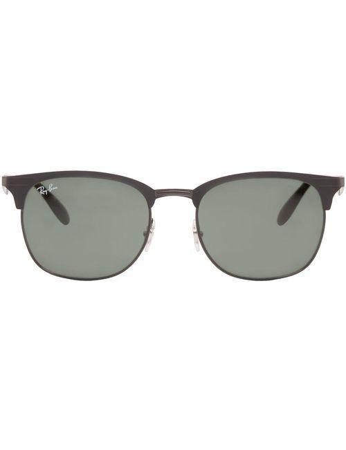 Ray-Ban   186 & #47; 71 Black Rb3538 Sunglasses