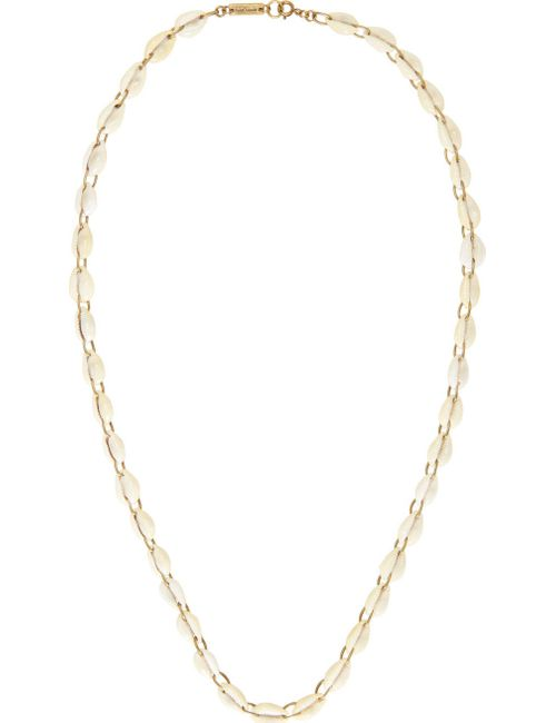 Isabel Marant | Ivory Seashell Raw Necklace