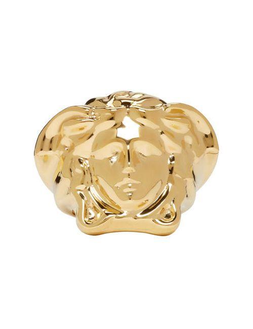 Versace | Золотой Gold Medusa Ring