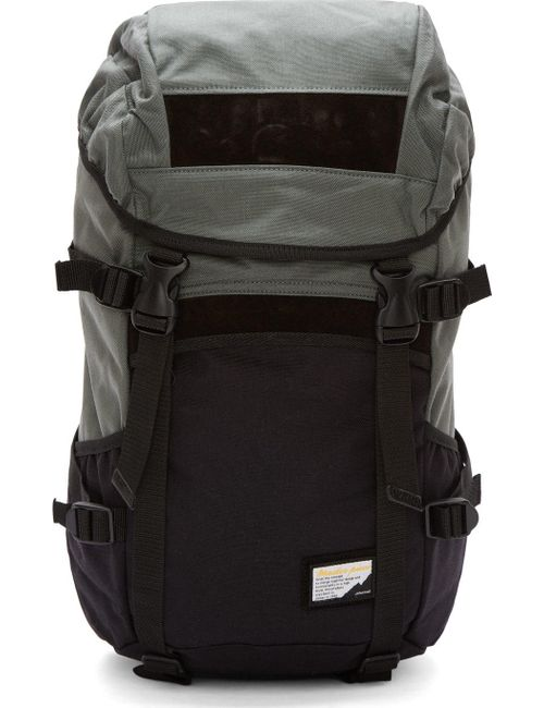 Master-Piece Co | Серый Black And P01 Edition Rucksack