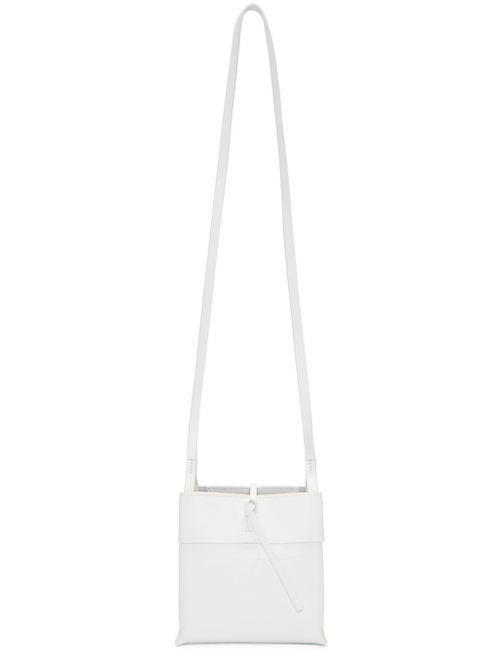 KARA | Белый White Nano Tie Bag