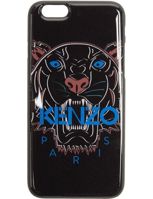 Kenzo | Черный Black Tiger Iphone 6 Case