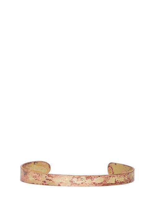 Maison Margiela | 979 Brass Gold Rust Cuff Bracelet