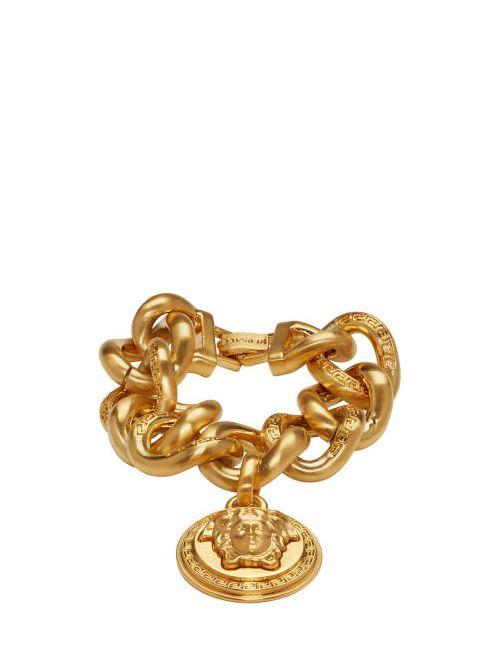 Versace | Золотой Gold Medusa Bracelet