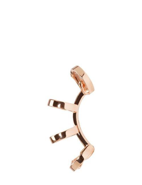 REPOSSI | Золотой Rose Gold Multi-Band Berbere Ear Cuff