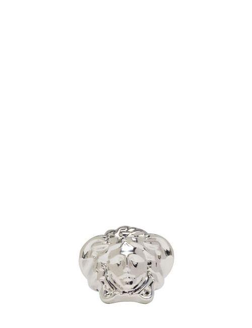 Versace   Серебристый Silver Medusa Ring