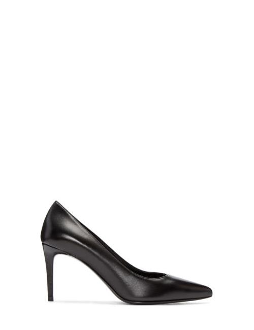 Saint Laurent | Чёрный Black Paris Skinny Heels